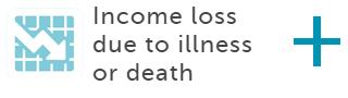 income loss